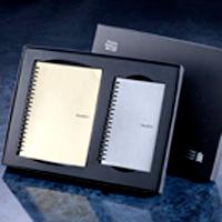 Caja de regalo y regalo