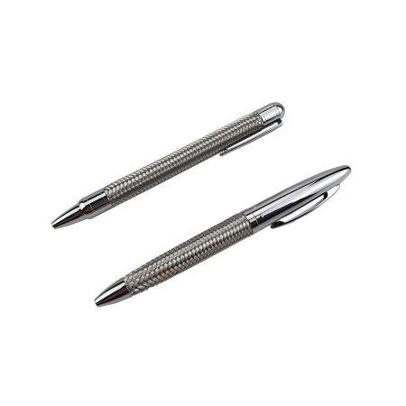 金属編組ペン
