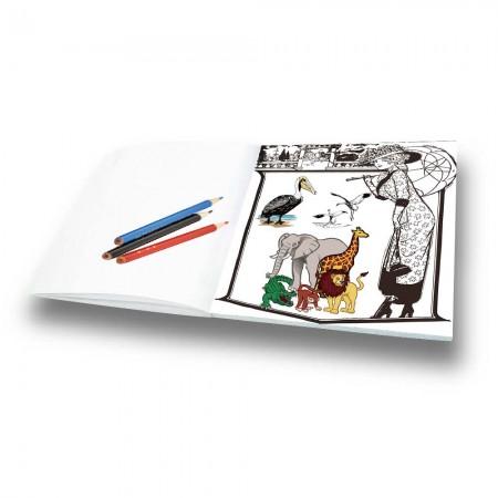 बच्चों के लिए प्रिंट करने योग्य रंग पेज