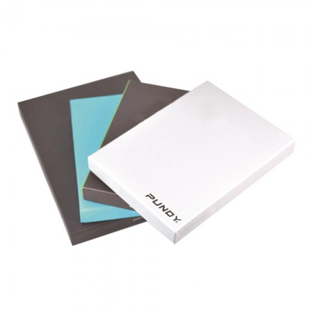 上カバーと下カバー付きの印刷用紙ボックス