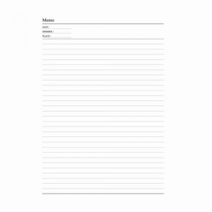Inner Page Format 16K-C Type (Note)