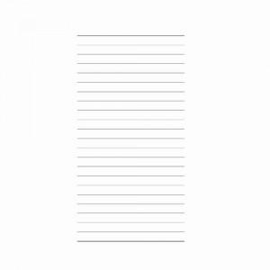 Format de page intérieure Type 32K-C (Remarque)