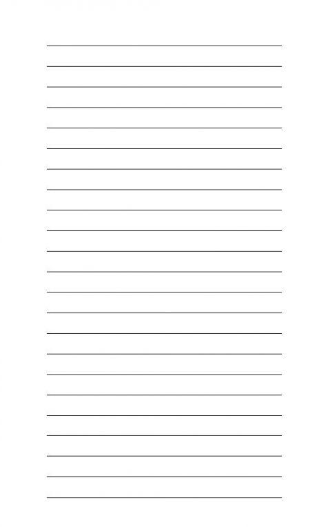 內頁格式 32K-C式-筆記式
