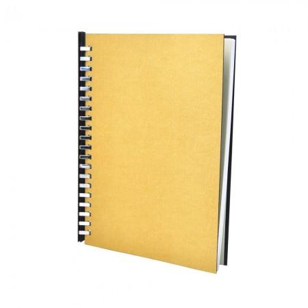 丹寧布紋系列抽取式筆記本
