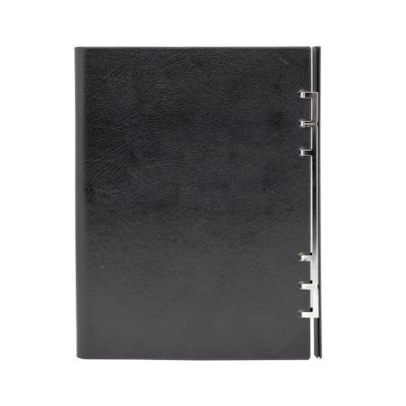 251款三折式大理石抽取式筆記本