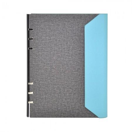 注文可能な50冊の本-取り外し可能なノートブック
