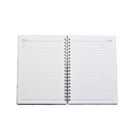 253款兩片式大理石抽取式筆記本