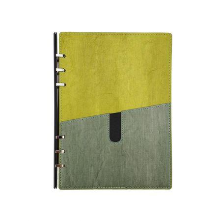 雙色手機袋款抽取式筆記本