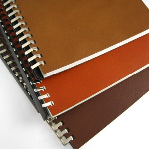 Cover personalisiertes Leder-Tagebuch