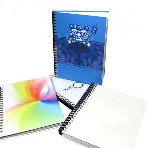 Cuaderno impreso personalizado
