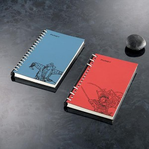 Leather Recycle DIY Binder Diary