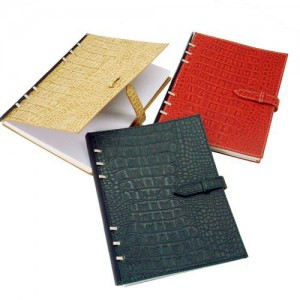 Tagebuch mit Schnalle
