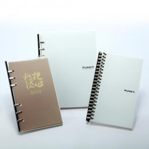 PP Board 6 Ring Notebook Diary