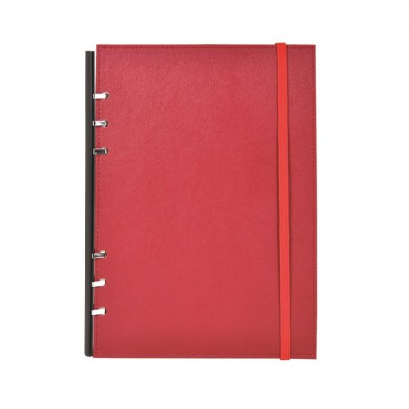DIY Binder-Tagebuch mit Gummiband