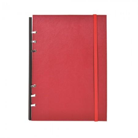 يوميات الموثق DIY مع شريط مطاطي