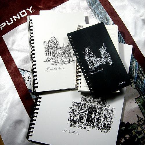 Traveller's Diary