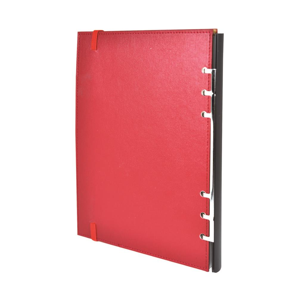 DIY Binder Diary with Elastic Band | Office Stationery