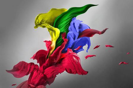 紡織特用化學品 - 賦予各式織物無限的機能與可能性。