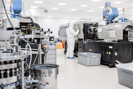 Digitale Spezialchemie - JINTEX Specialty Chemicals bietet die nachhaltige Lösung für die digitale Industrie.