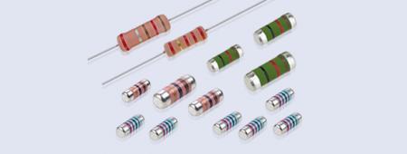Anti-surge resistor, High pulse load resistor