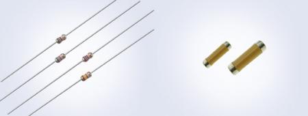 回路保護抵抗 - Circuit protection resistors