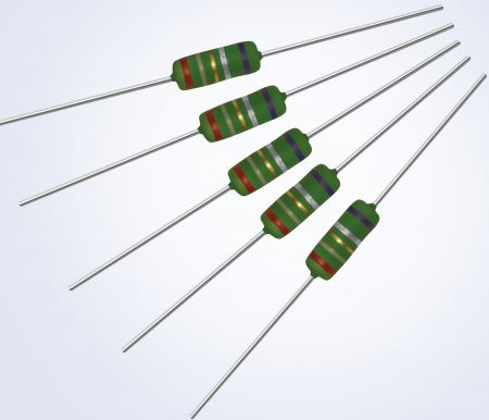 Anti-Surge Wirewound Fast-Fuse Resistor 1W 1ohm 5%