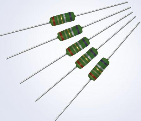アンチサージ巻線高速ヒューズ抵抗器1W1オーム5%