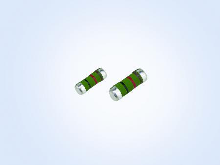 Anti-Surge Wirewound Fast-Fuse MELF Resistor 1W 0.1ohm 5%