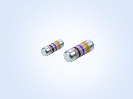 カーボンフィルム      MELF resistor 0.25W 33オーム5%