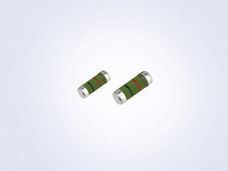 Anti-Surge Wire Wound Fast-Fuse MELF Resistors - SWMT - Anti-Surge Wire Wound Fast-Fuse MELF Resistors