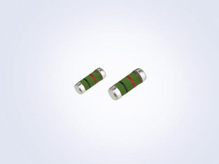 Anti-Surge Wire Wound MELF Resistors - SWM - Anti-Surge Wire Wound MELF Resistors