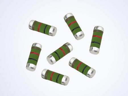 Vehicle Grade Anti-Surge Wire Wound MELF Resistors - SWM - Anti-Surge Wire Wound MELF Resistors