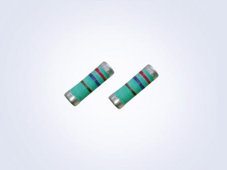 複合フィルムタイプセラミック組成物 MELF resistor -C3M100 - Ceramic Composition Resistor, SMD Resistor