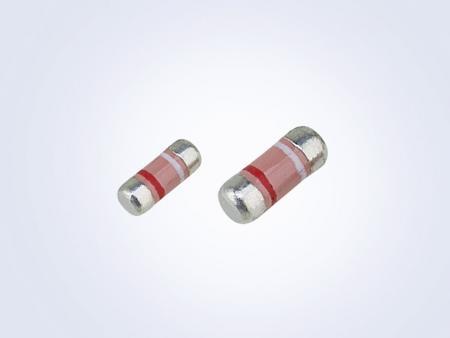 ESD Surge MELF Absorber - ESM - Surge Absorber for electrostatic discharge (ESD)