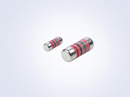 高電圧 MELF resistor -HVM - High Voltage Resistor, SMD Resistor