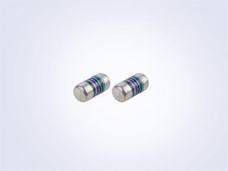 Vehicle Grade Metal Film MELF Resistor - MM102 - Metal Film Resistor, SMD 0102 Size