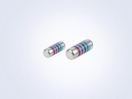 Metal Film MELF Resistor (Pulse withstanding) - MM(P) - Metal Film Resistor (Pulse Withstanding)