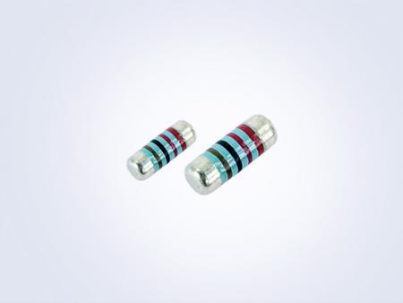 Vehicle Grade Metal Film MELF Resistor - MM(V) - Metal Film Resistor, Vehicle Grade, SMD
