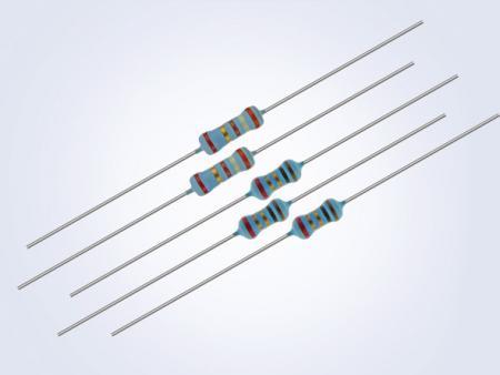 Power Metal Film Resistor - PWR - Fusible Resistor, Fixed resistor
