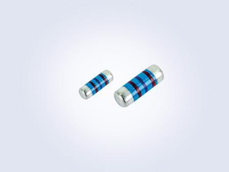 薄膜電阻,MELF電阻