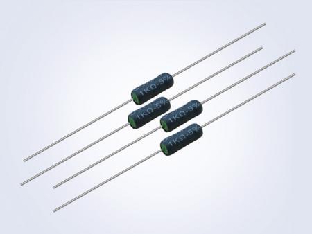優れたアンチサージ巻線軸方向抵抗器-SSWA - Superior Anti-Surge Wirewound Axial Resistor