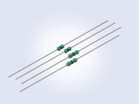 跳線金屬膜插件電阻 - ZOM - 跳線金屬膜插件電阻