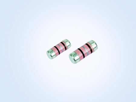 現在の感覚      MELF resistor 0.5W 0R05ohm 1%100PPM
