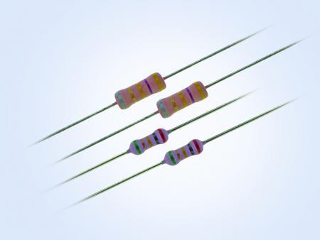 功率型插件电阻0.5W 1ohm 1%