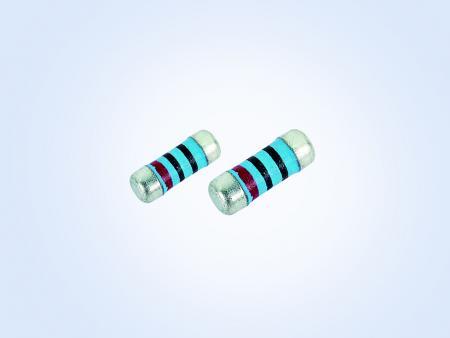 可融性      MELF resistor 0.33W 5オーム5%