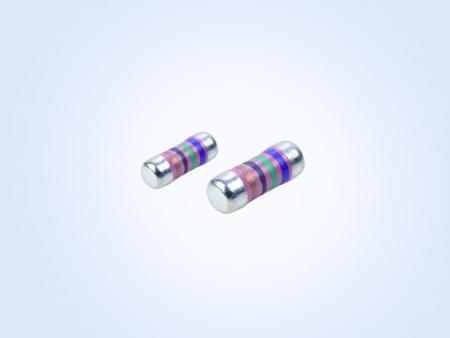 Hochfrequenz-Abschlusswiderstand 0,25 W 75 Ohm 1% - High Frequency Terminator Resistor 0.25W 75ohm 1%