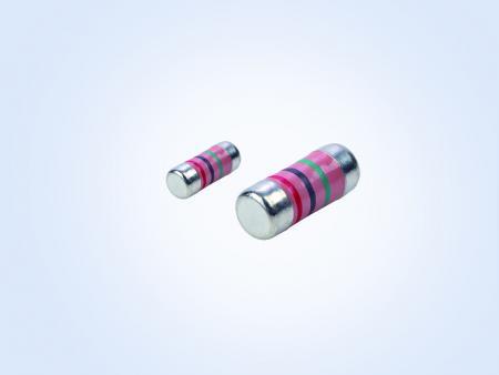 高電圧      MELF resistor 0.16W 100Kohm 1%