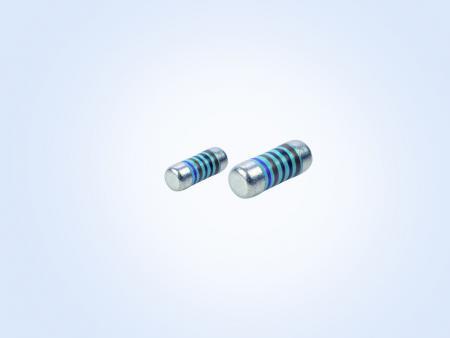 Metal Film MELF Precision Resistor 0.16W 43.2ohm 0.1% 15PPM