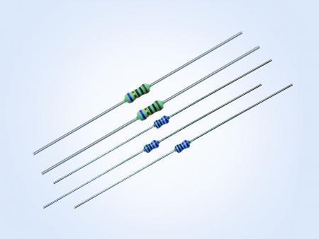 精密型金属膜插件电阻0.16W 43.2ohm 0.1% 25PPM