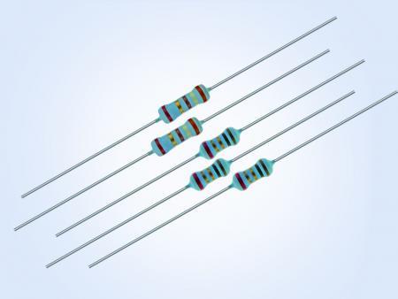 功率型金属膜插件电阻0.6W 0.22ohm 5%